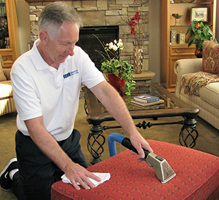 stan upholstery cleaning